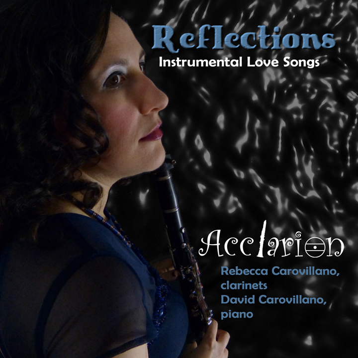 Instrumental Love Songs for Clarinet and Piano